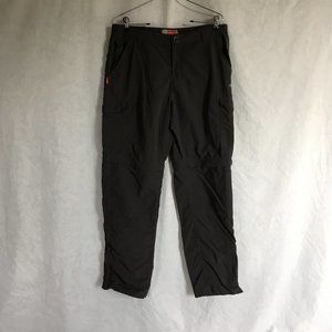 Craghoppers Insect Repelling Pants Charcoal Gray